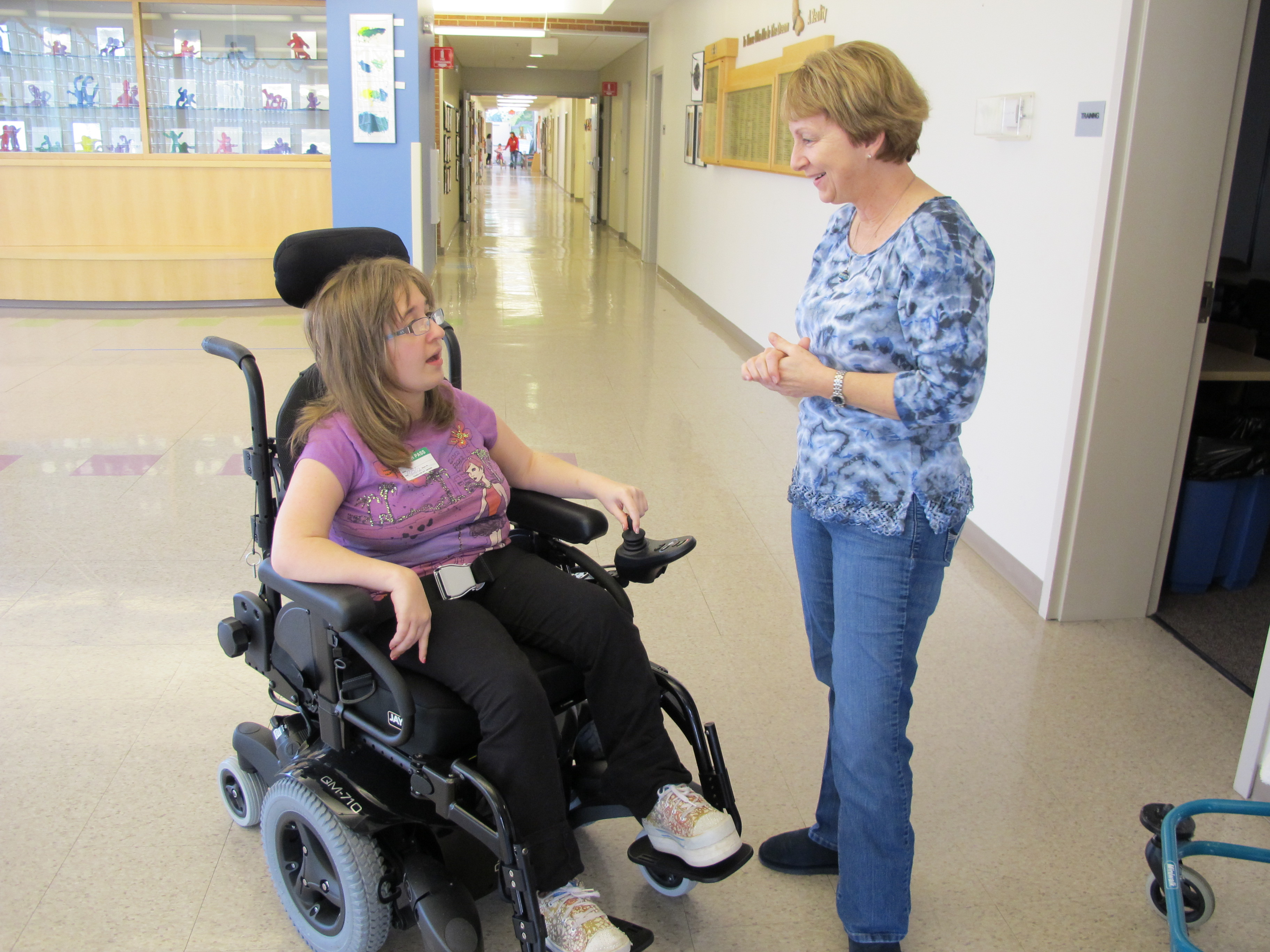 Power wheelchair kids - Image